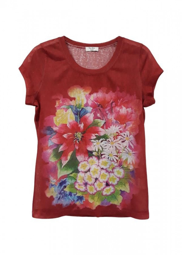 PB BOUQUET T-SHIRT